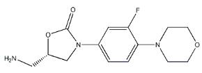 (5R)-3-(3-Fluoro-4-(4-morpholinyl)phenyl)-5-hydroxymethyl-2-oxazolidione